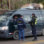 Ayacucho: Continúan operativos al transporte interprovincial