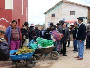 Ayacucho: Impulsan ordenamiento urbano en Vilcas Huamán
