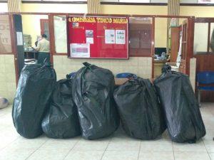 Decomisan 250 kilos de coca ilegal en Leoncio Prado