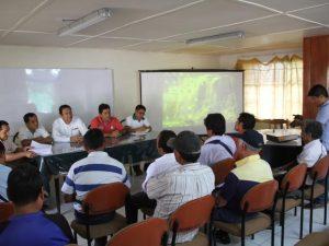 Devida y Minagri fortalecen cultivo del cacao en el Alto Huallaga