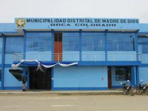 Fiscalía investiga a exalcalde y funcionarios del municipio de Madre de Dios