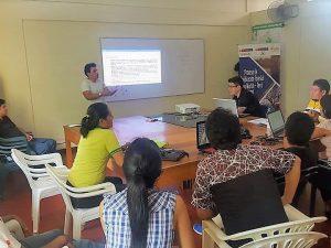 Fortalecen capacidades del equipo técnico de zonificación forestal en San Martín
