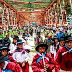 Kimbiri celebró el carnaval Hatun Pukllay del Vraem