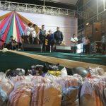 Huánuco: Coordinan envío de donaciones para damnificados por desastres