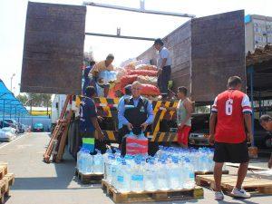 Huánuco entregó 50 toneladas de ayuda humanitaria para damnificados
