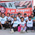 Invierten S/1 millón para combatir consumo de drogas en Ayacucho y el Vraem