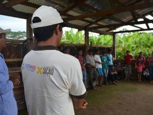 Leoncio Prado: Cacaoteros fueron accedieron a nuevas técnicas de cultivo