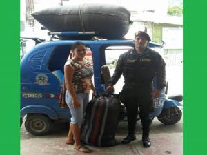 Leoncio Prado: Policía decomisó 100 kilos de hoja de coca