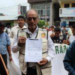 Madre de Dios: Agricultores no fueron recibidos por el gobernador regional