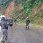 Mininter lamentó fallecimiento de tres efectivos policiales en el Vraem
