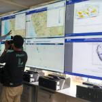 Monitorean caudales de ríos del norte del país