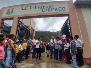 Monzón: Inauguran tres instituciones educativas