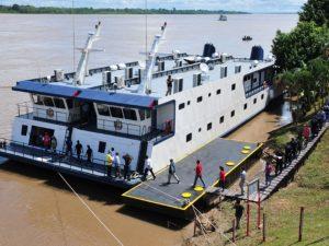 PIAS logró atender a más de 140 000 personas de comunidades amazónicas
