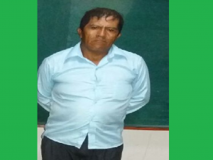 Policía captura a requisitoriado en Leoncio Prado