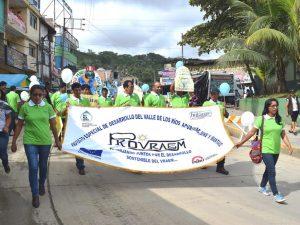 Realizan actividades por el Día Mundial del Agua en el Vraem