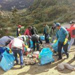 Recolectan más de 500 kilos de residuos en Camino Inka de SH Machu Picchu