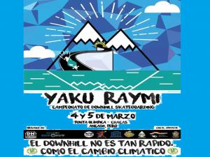 Primer campeonato nacional de longboard en Parque Nacional Huascarán