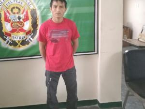 Tingo María: Policía interviene a cinco requisitoriados