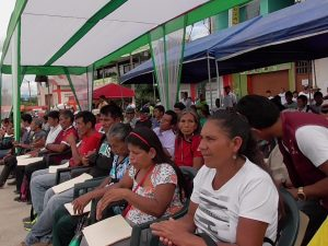 Tocache: Comuna de Nuevo Progreso rindió cuentas sobre obras realizadas