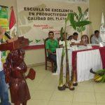 Ucayali: Presentan escuela de excelencia en productividad platanera