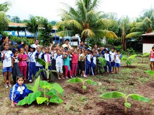 Vraem: Escuela de Sivia ganó premio ambiental a nivel nacional