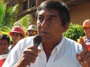 Abren investigación judicial contra gobernador regional madrediosino