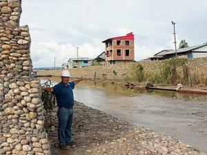 Atalaya aplicó sistema para afrontar desbordes de ríos