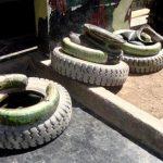 Ayacucho: Sujeto condenado a 23 años por tráfico de drogas en llantas