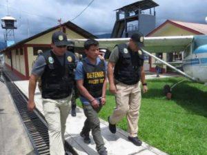 Vraem: Capturan a presunto terrorista