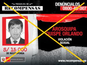 Cusco: Capturan a dos exregidores por violación sexual