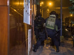 Desbaratan organización criminal que proveía armas para sicarios