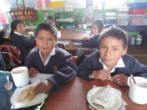 Distribuyen más de 13 toneladas de quinua en Junín