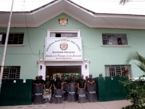 Echarate: Dos policías fueron denunciados por pedir coima
