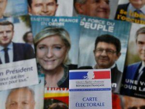 Comicios presidenciales para Francia