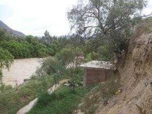 Huánuco: Demolerán viviendas construidas al borde del Huallaga