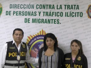 Capturan a presunto integrante de red de trata de personas