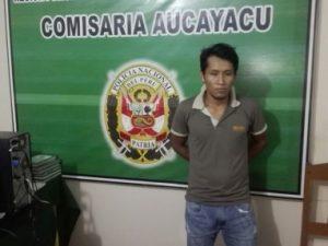 Leoncio Prado: Capturan a 12 requisitoriados