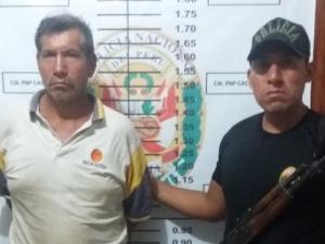 Leoncio Prado: Capturan a 13 requisitoriados