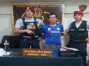 Leoncio Prado: Capturan a cinco requisitoriados