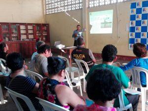 Loreto: Instalan comité contra la trata de personas en Requena