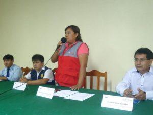 Madre de Dios: Desarrollan seminario sobre trata de personas