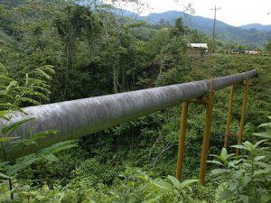 OEFA investiga posible nuevo derrame de petróleo en Oleoducto Norperuano