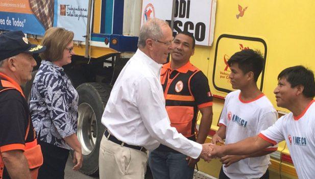 Poder Ejecutivo se reunirá con alcaldes de la Amazonía peruana