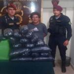 Policía decomisa cerca de 300 kilos de coca ilegal en Leoncio Prado