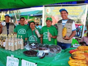 Productores del Vraem participarán en feria agrícola ayacuchana