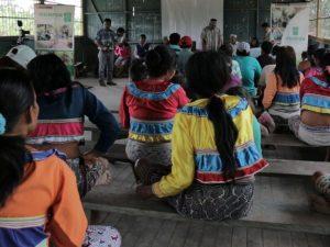 Pucallpa: Ven reconocimiento a comunidades que reparan impacto al medioambiente