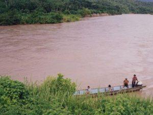El nivel del río Marañón continúa en ascenso