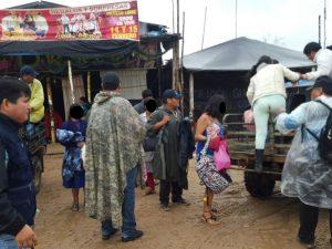 Seis mujeres explotadas fueron rescatadas de zona minera madrediosina