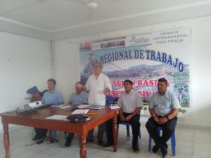 Tocache: Realizan primer encuentro sobre educación básica alternativa