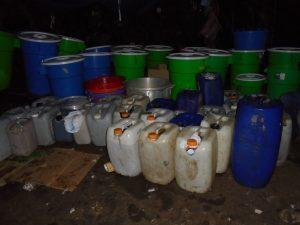 Vraem: Destruyen laboratorio clandestino para procesar cocaína